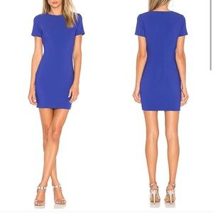 NWT 💋 LIKELY Manhattan Sheath Dress Cobalt